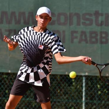 Fabio Leonardi raggiunge i Quarti di Finale ai Campionati Italiani under 13